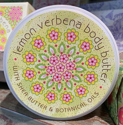 Lemon Verbena Body Butter