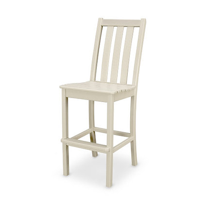 POLYWOOD® Vineyard Bar Side Chair VND132