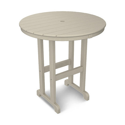 "POLYWOOD® Round 36"" Counter Table RRT236"