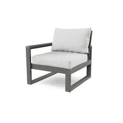 POLYWOOD® EDGE Modular Left Arm Chair 4601L