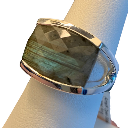 Amalfi Open Sided Cocktail Ring