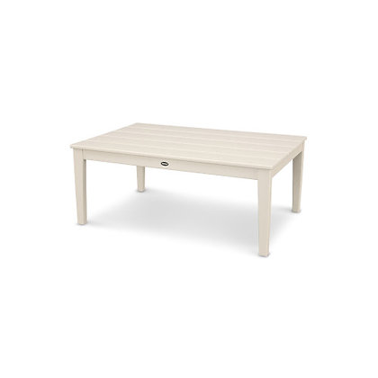 "Quick Ship POLYWOOD® Newport 28""x42"" Coffee Table CT2842"