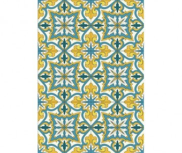 Ceramics Floor Mat 041113