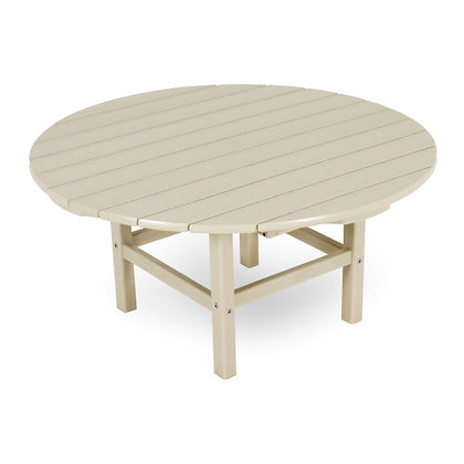 """Quick ShipPOLYWOOD® Round 38"""" Conversation Table RCT38"""
