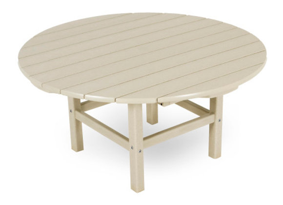 """POLYWOOD® Round 38"""" Conversation Table RCT38"""