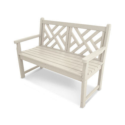 "POLYWOOD® Chippendale 48""Bench CDB48"