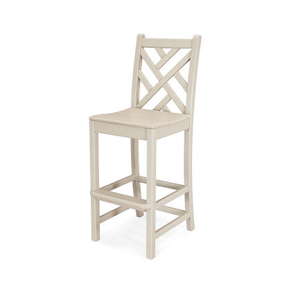 POLYWOOD® Chippendale Bar Side Chair CDD102