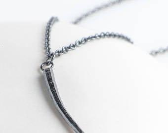 Urchin Spine Necklace