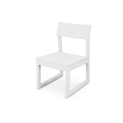 Quick Ship POLYWOOD® Edge Dining Side Chair EMD100