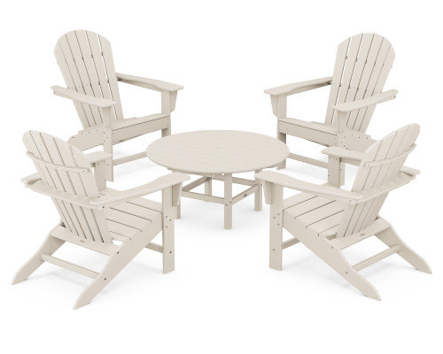 Quick Ship POLYWOOD® South Beach Conversation Group PWS105-1