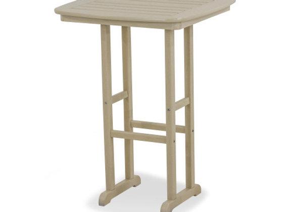 """POLYWOOD® Nautical 31"""" Bar Table NCBT31"""