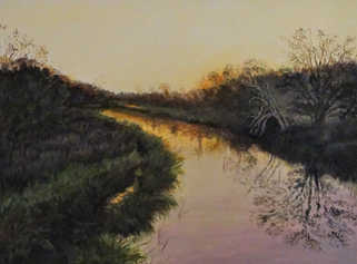 Creek at Dawn
