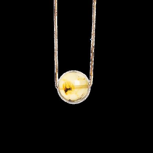 Necklace ''Lemon''