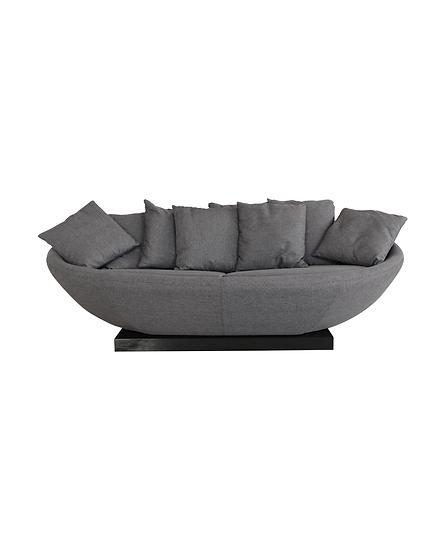sofá eliptical design pedro franco  frente