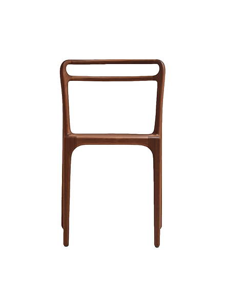 Cadeira Cariri design andrea borgogni frente