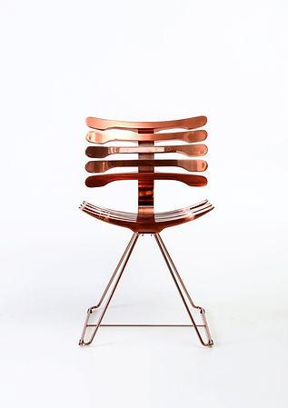 Cadeira Esqueleto Cobre Limited Edition