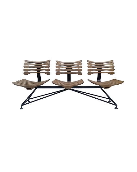 Longarina Esqueleto design Pedro Franco