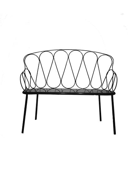 Sofá Bamboo design Alessandra Baldereschi frente