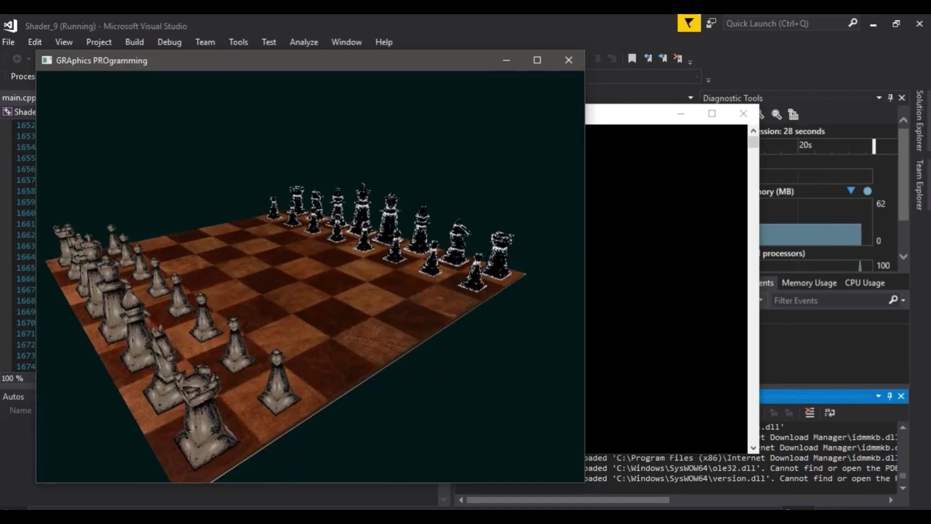 Chess OpenGl