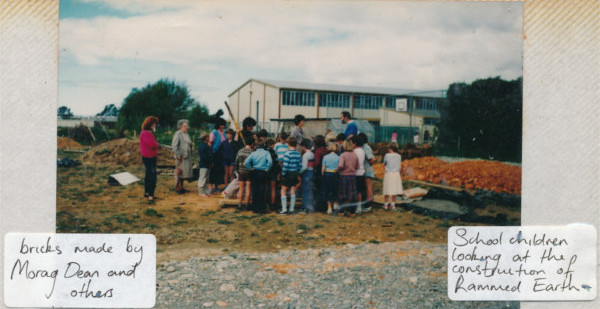 School visit circa 1990's