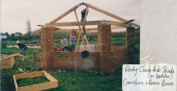 Building The Hexagon