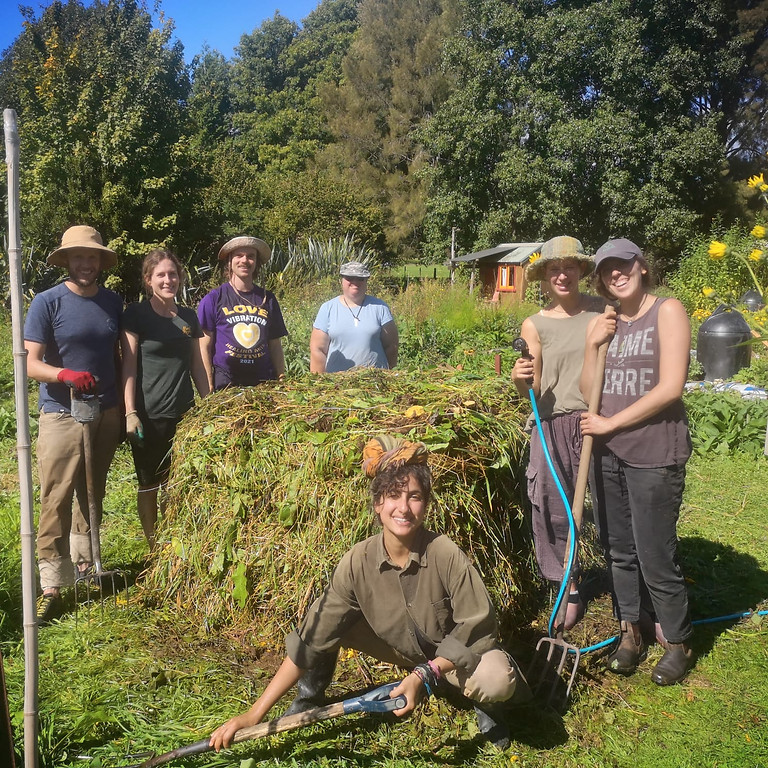 Autumn Sustainable living course