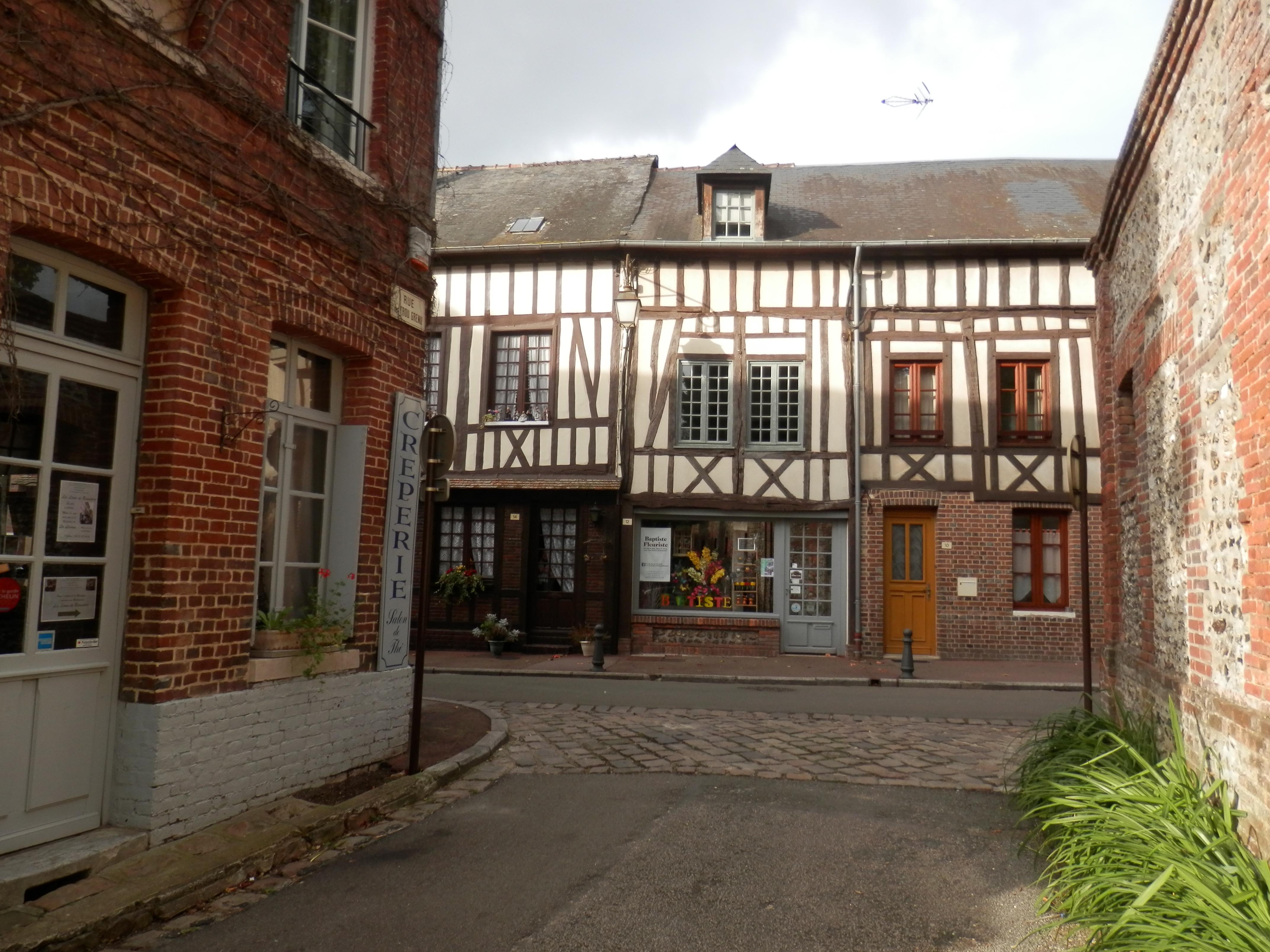 Rue du Trou grenu