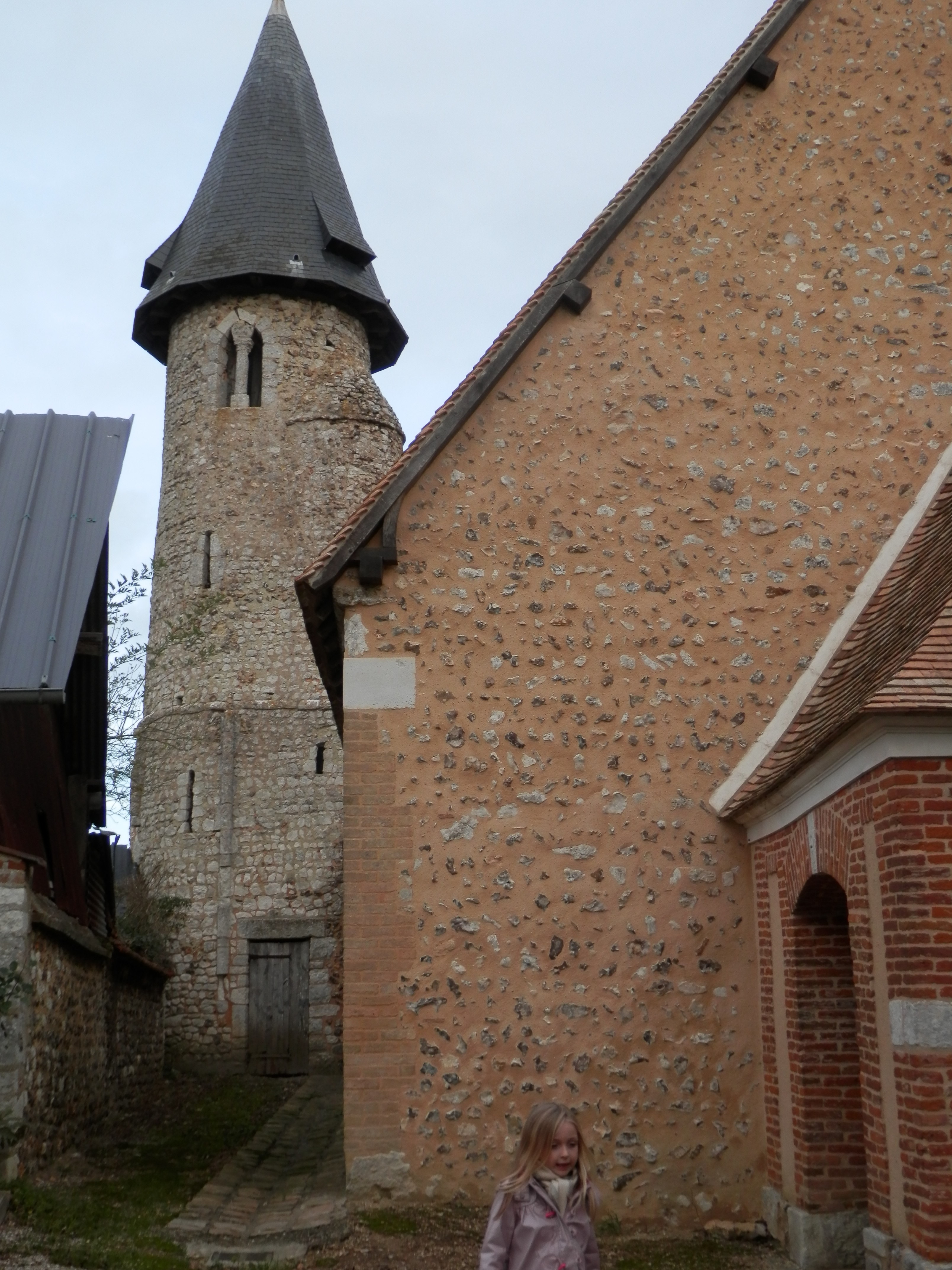 La tour de l'église St Martin