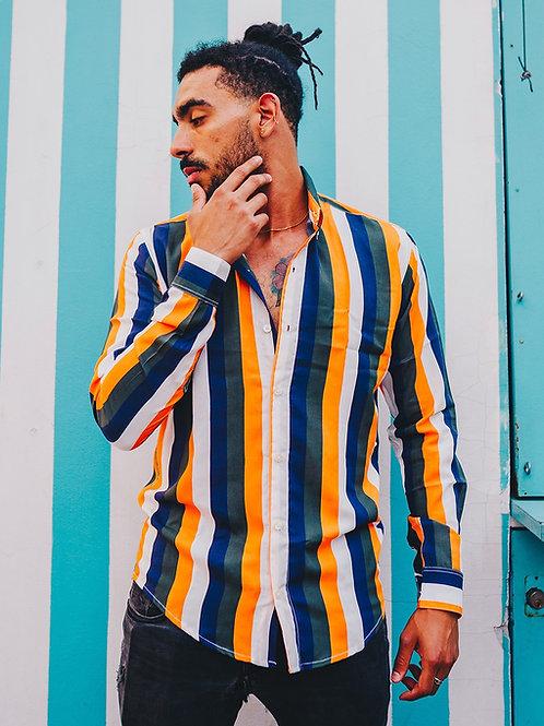 Camisa Caballero Antoquia Lines