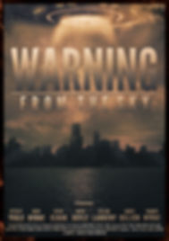 Warning From The Sky Radio Drama Episode 1 Flawed Promo Poster