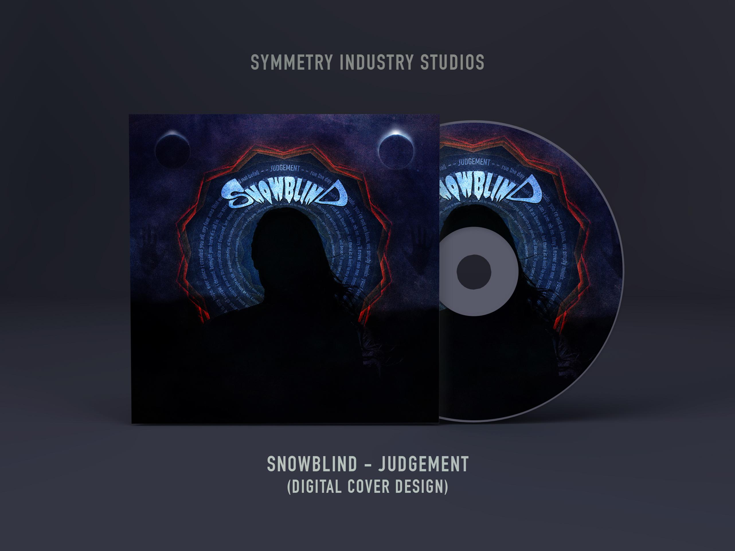 Snowblind - Judgement (Mockup)