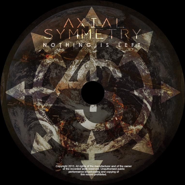 Axial Symmetry - NIL (Disc Image)