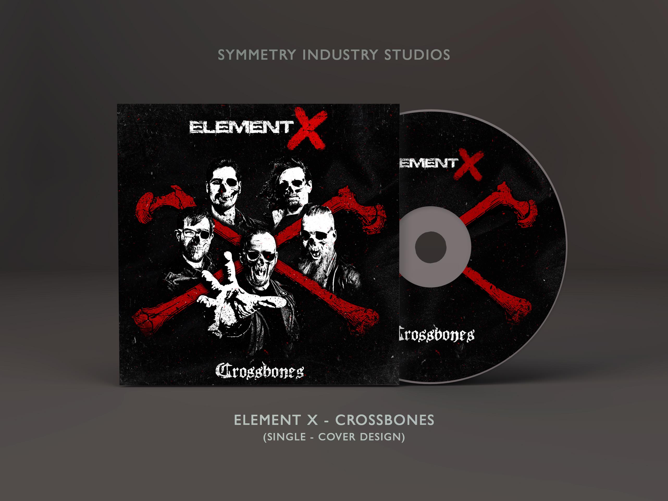 Element X - Crossbones (Mockup)
