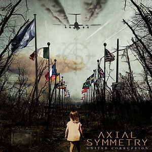 Axia Symmetry United Corruptin EP Cover Art
