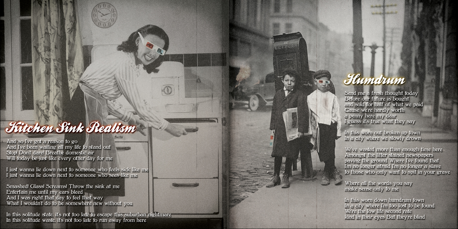 Bloody Mondays - Belong (Booklet 3)