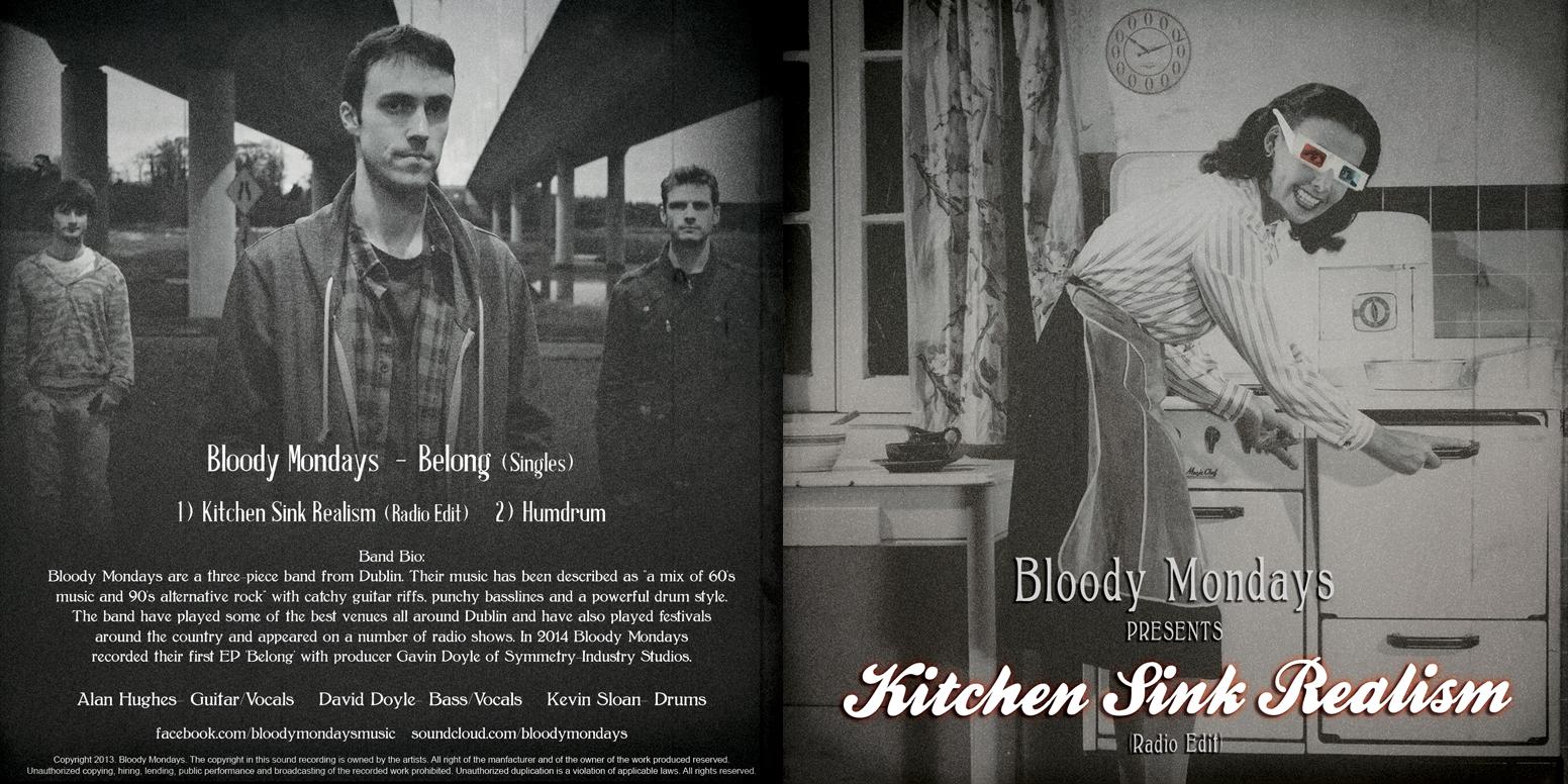Bloody Mondays - KSR (Radio Promo)