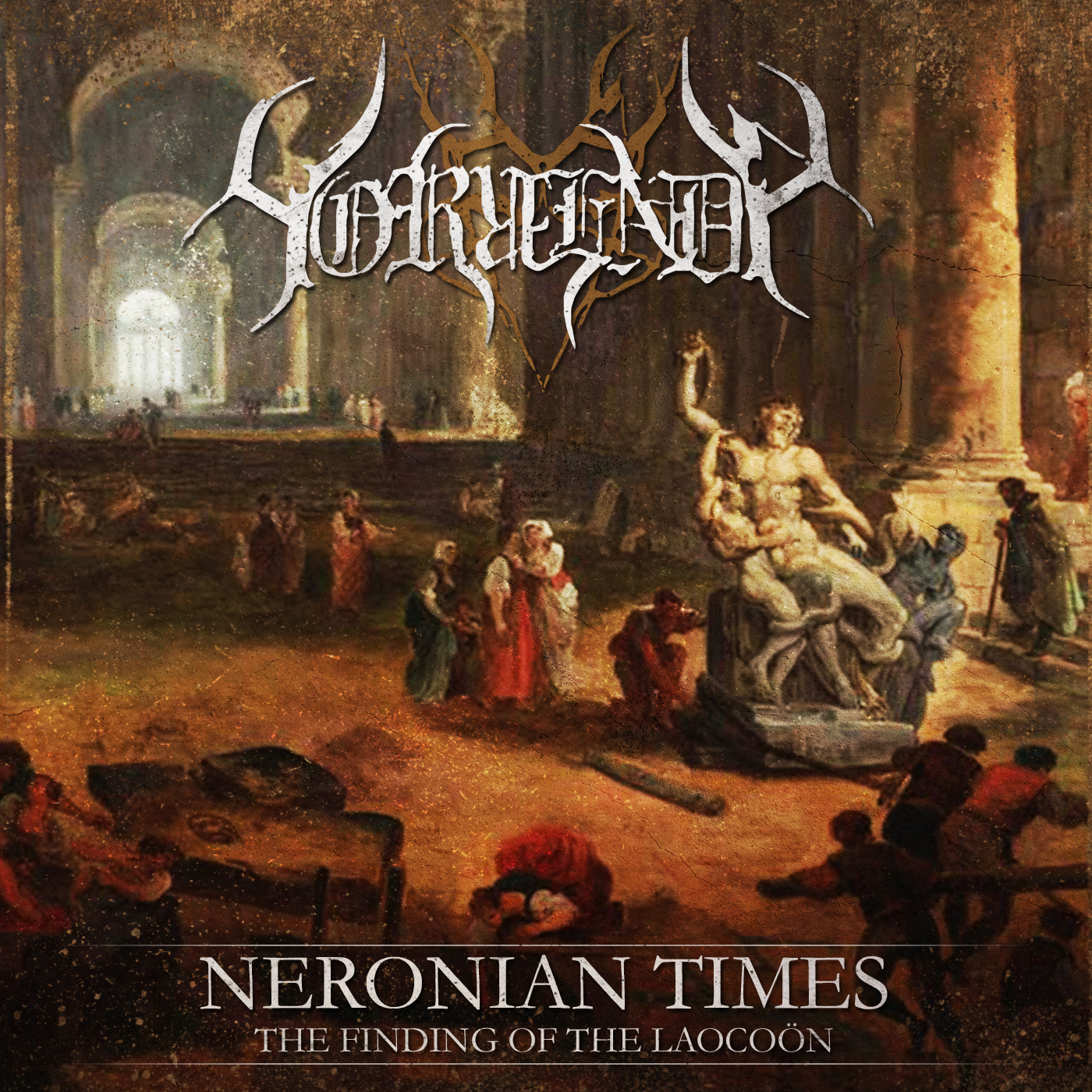Horrenda - Neronian Times (Remaster) Front Cover