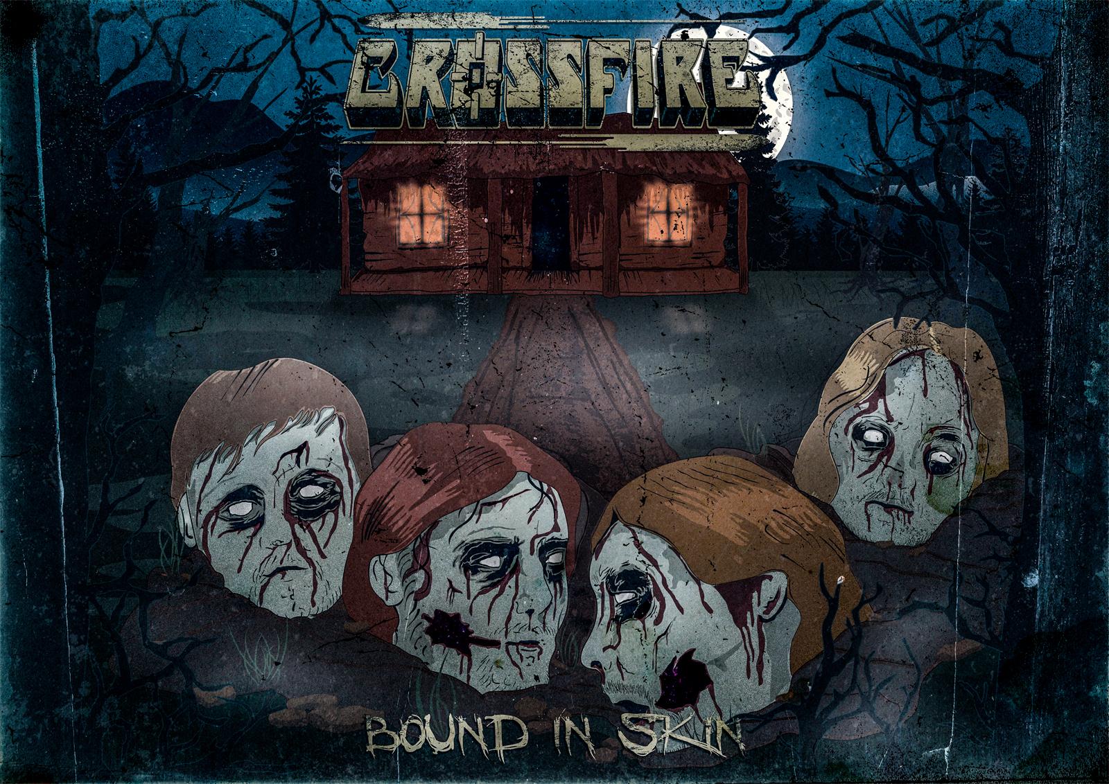Crossfire - Bound In Skin (Full)