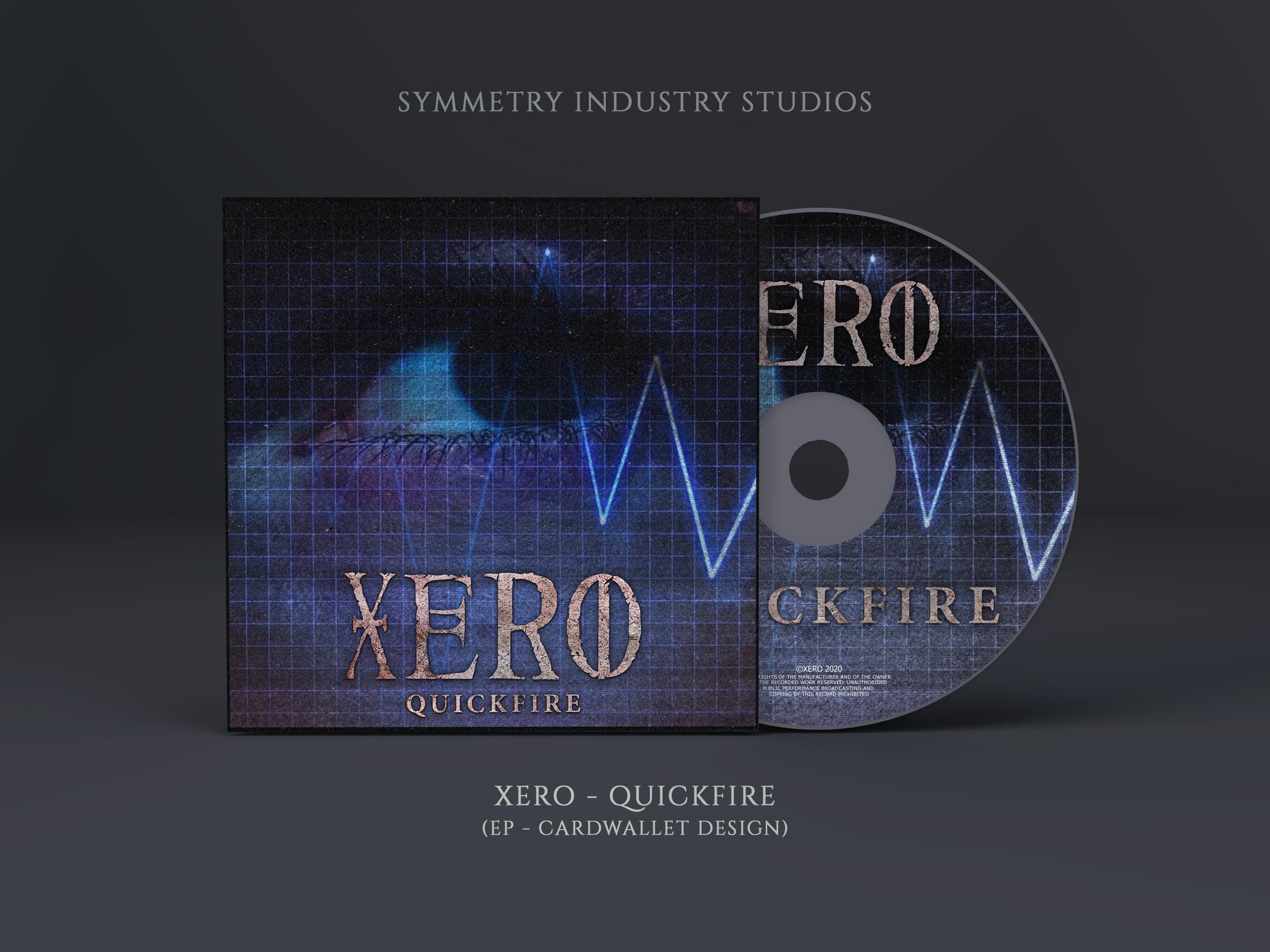 Xero - Quickfire (Mockup)