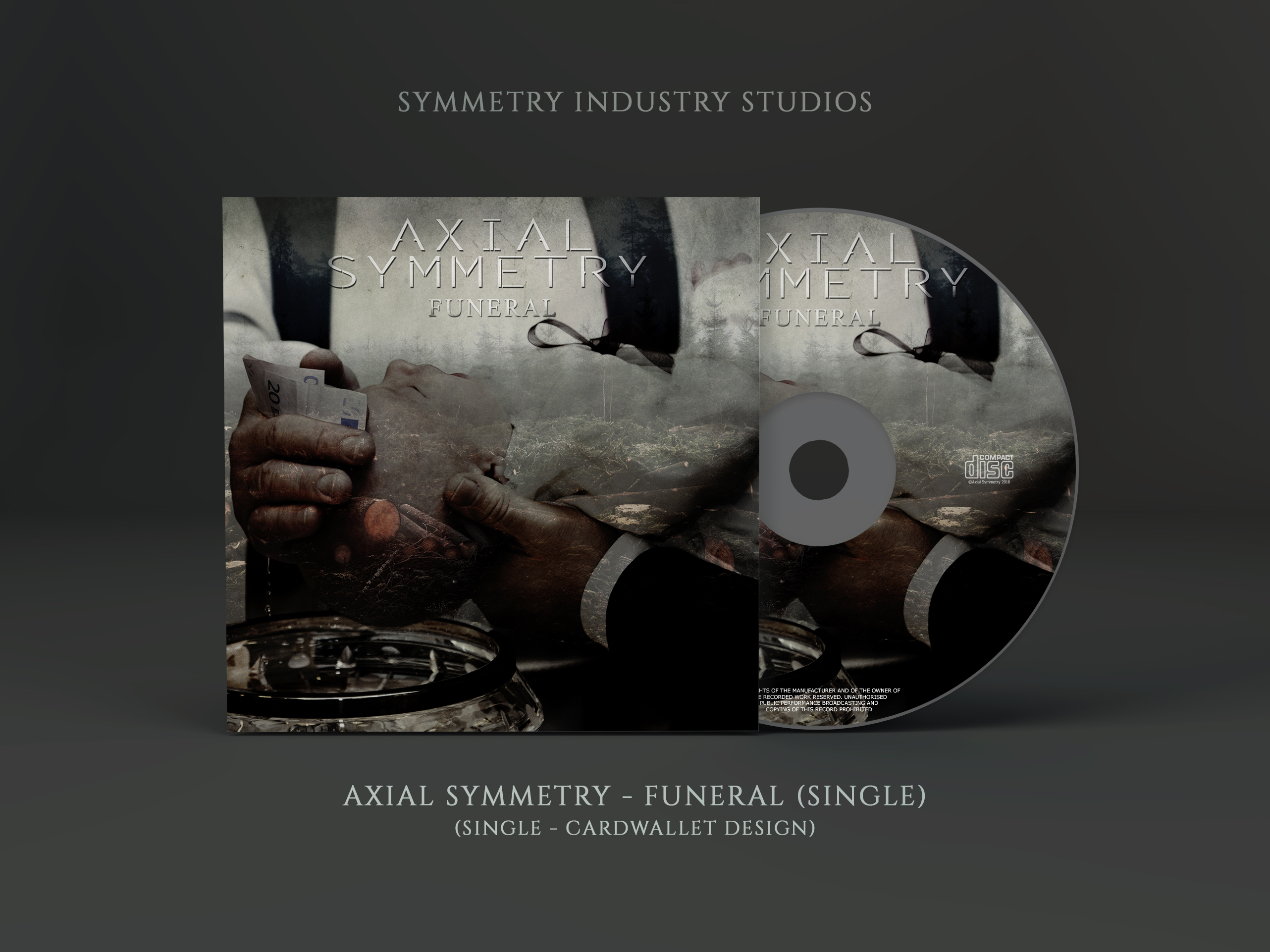 Axial Symmetry - Funeral (Mockup)