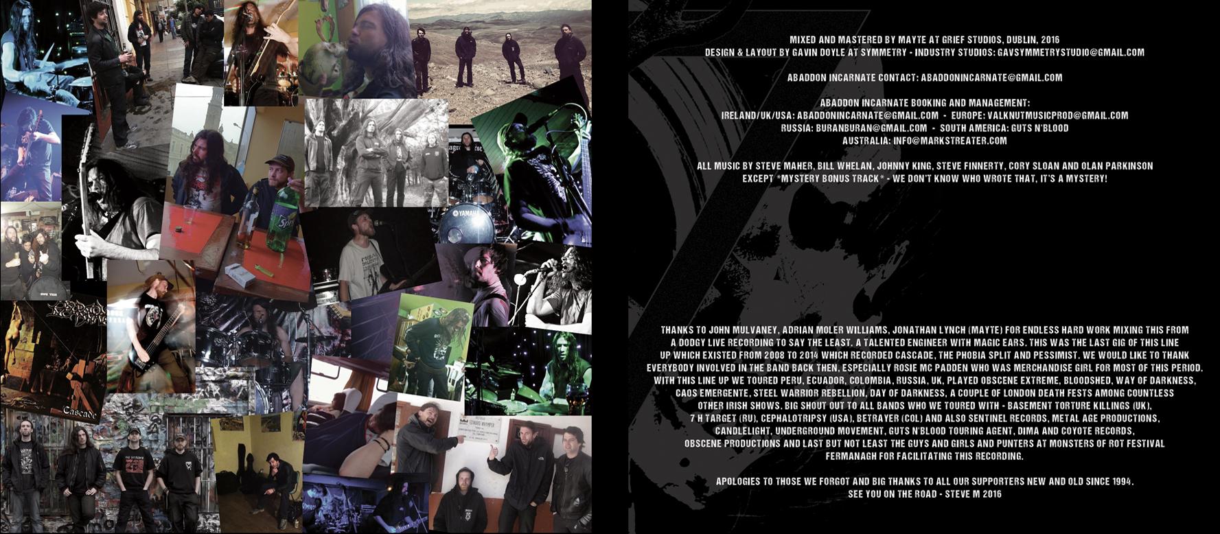 AI LP CD (Inside Spread)