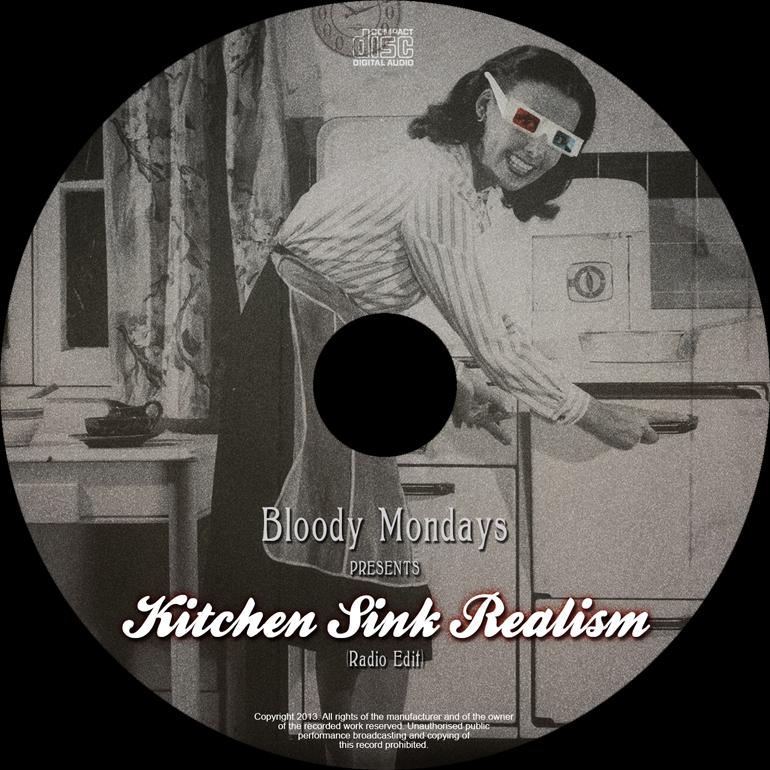 Bloody Mondays - KSR (Radio Disc)