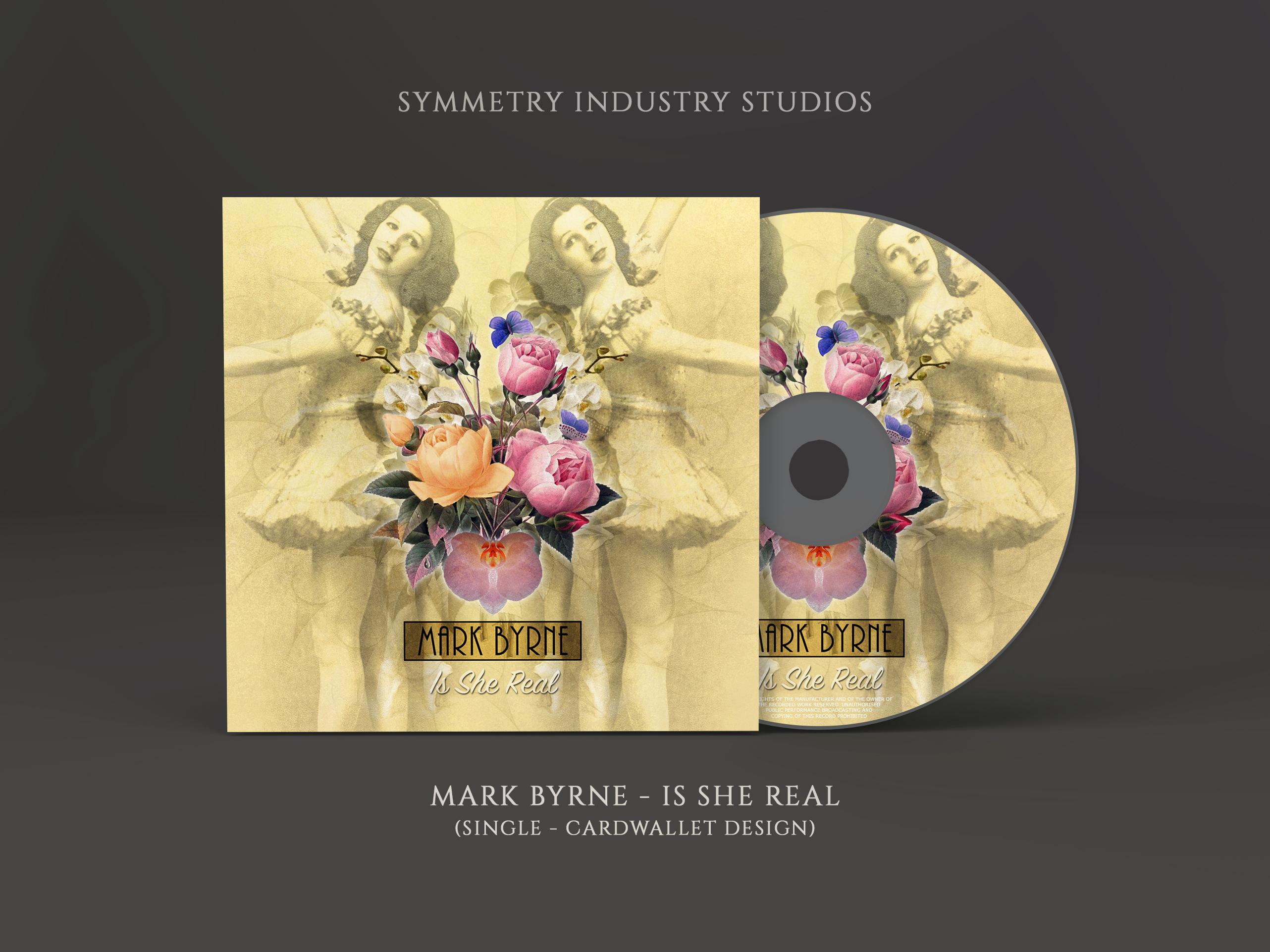 Mark Byrne - Is She Real? (Mockup)