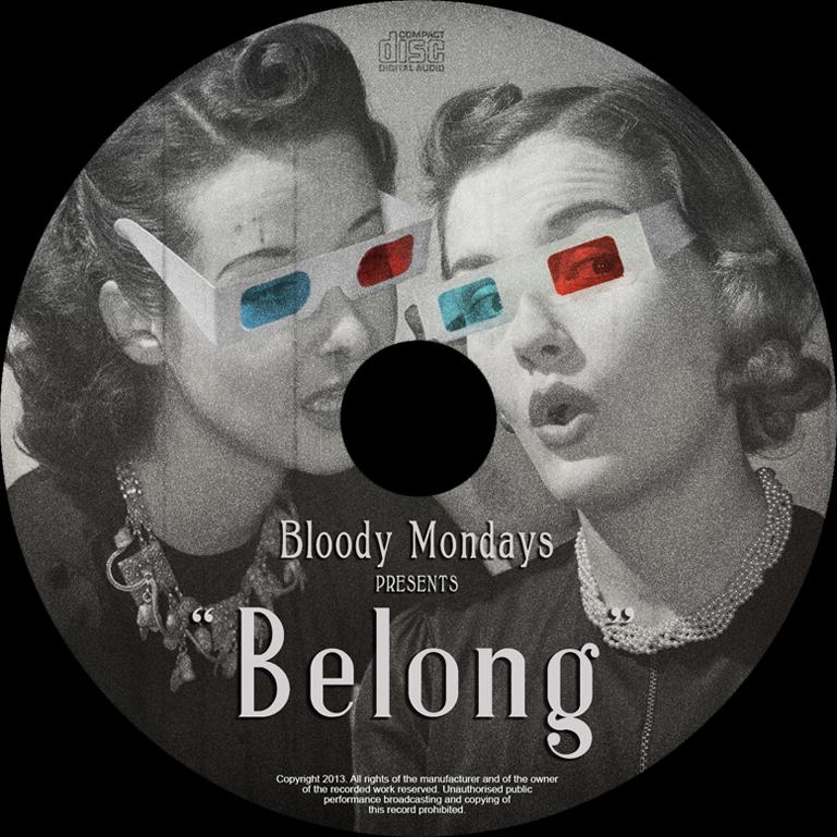 Bloody Mondays - Belong (Disc Image)