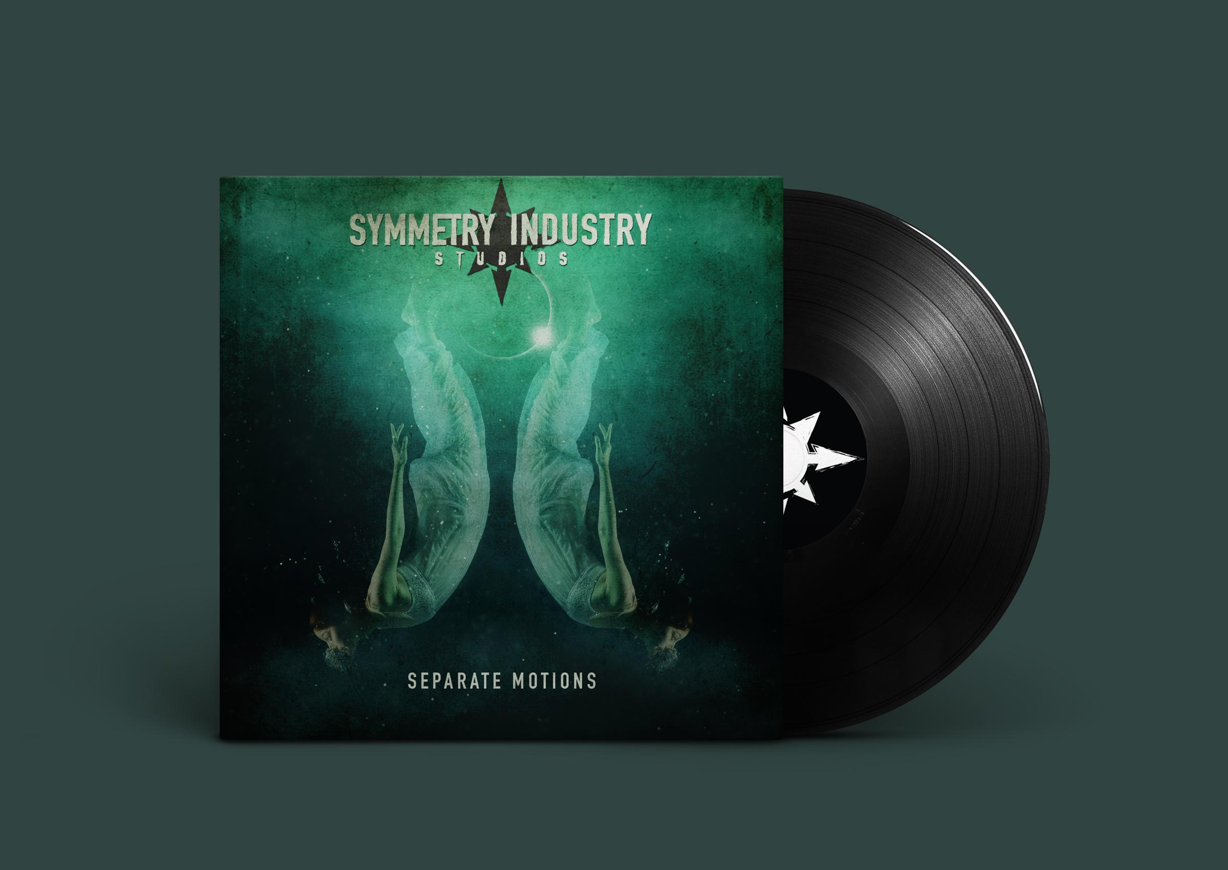 SI SM Vinyl Mockup