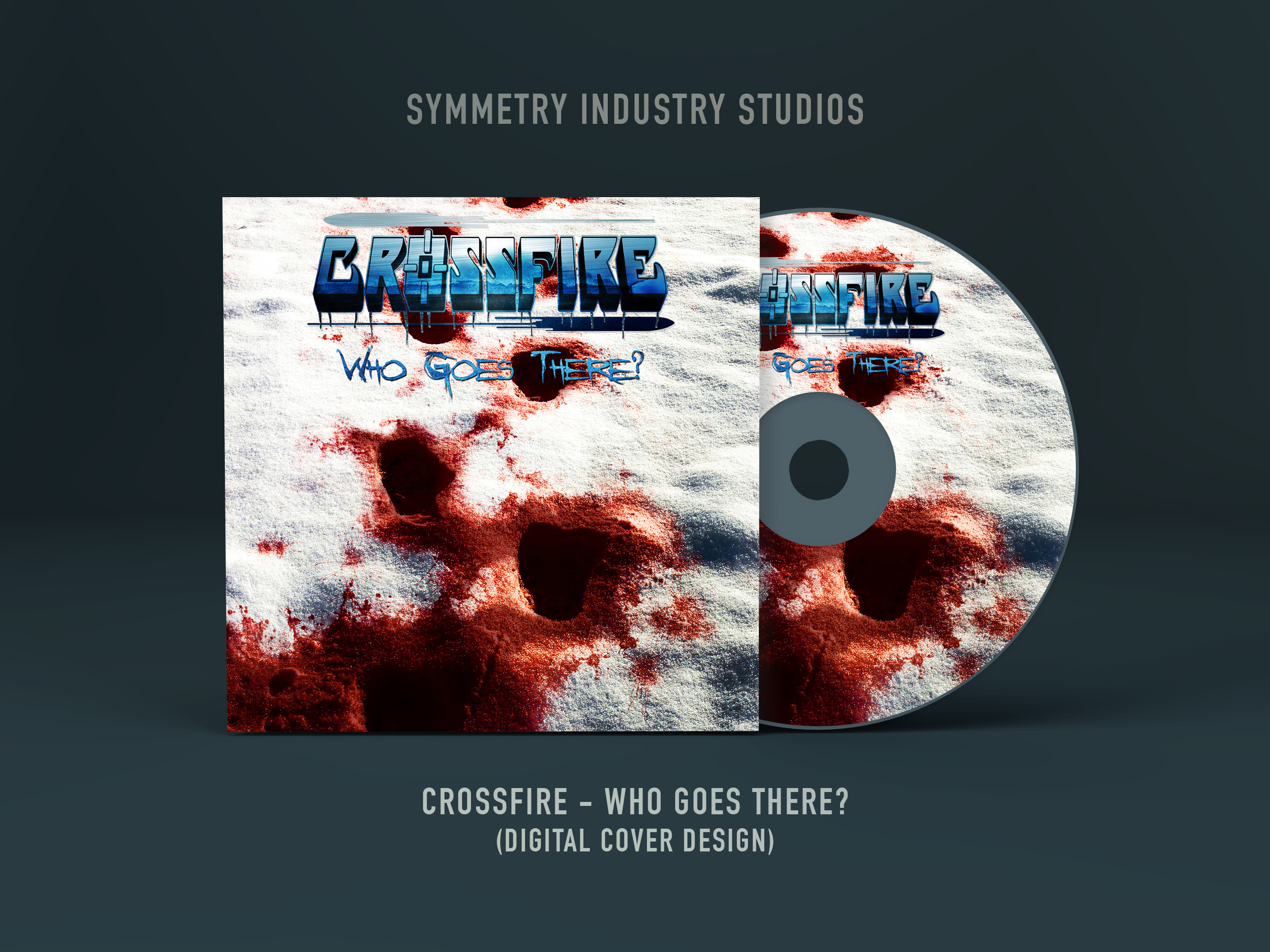 Crossfire - Who Goes There? (Mockup)
