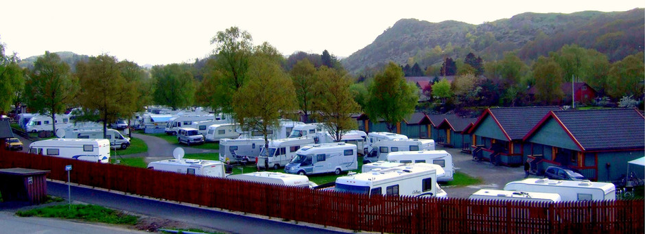 Steinsnes NAF Camping, Egersund