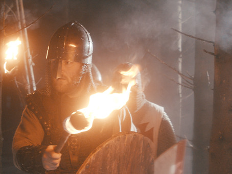 I Vikingenes fotspor