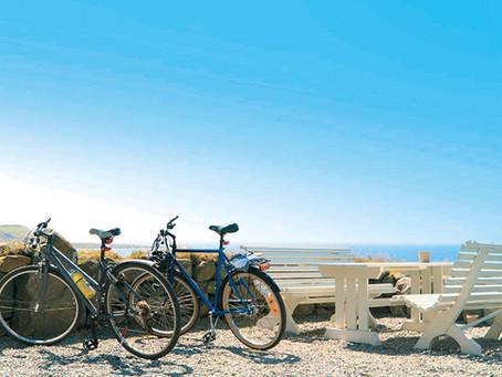Nordsjøvegen på sykkel!