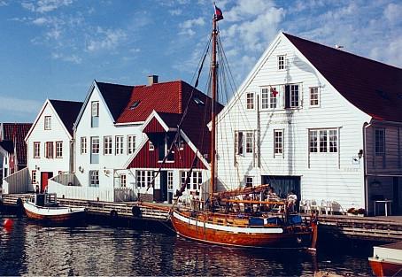 Norneshuset, Skudeneshavn, Karmøy